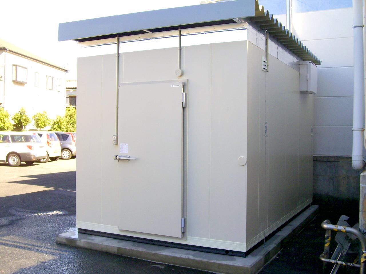 ページの先頭へ 大型冷蔵倉庫 大型物流センター 低温配送センター 大型冷蔵倉庫 大型物流センター